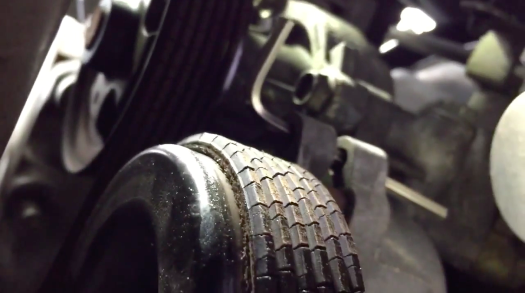 Screen Shot At Pm X on 08 Nissan Altima Serpentine Belt