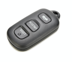 Toyota Key & Remote Fob Programming Instructions - No Tools