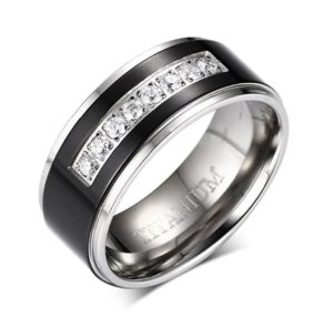 titanium ring for dad