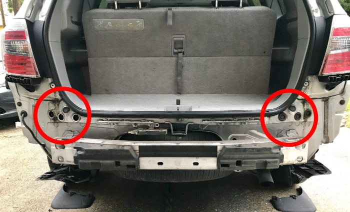 How to fix water leak inside the cabin (2008-2013 Toyota Highlander)