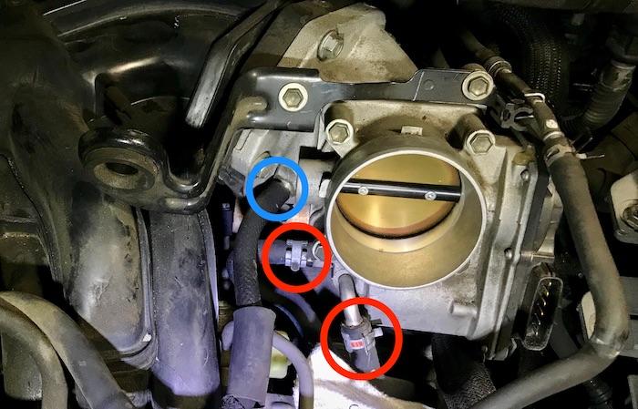 2004 lexus rx330 engine removal