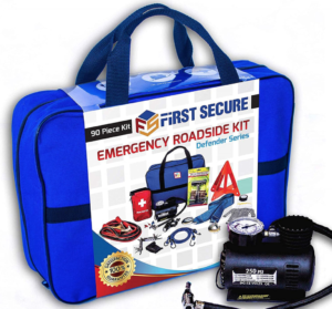 Best gift ideas for car enthusiasts road assistance emergency kit